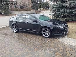 2010 ford fusion custom 4717 custom offsets wheel shine kit for painted wheels