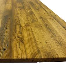 reclaimed wood countertops by grothouse