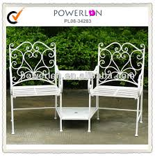 shabby chic metal jardin garden furniture buy jardin garden
