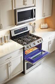 Lifestyle Dream Kitchen by Lg Probake Double Oven At Best Buy See Mom Click