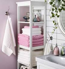 Small Bathroom Storage Ideas Ikea With The Rnnskr Stand This Has - Bathroom storage designs