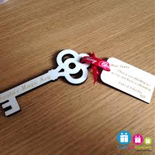 santa key wooden christmas box free santa key crafty gift company