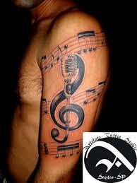 mens half sleeves tattoos fantastic music sleeve tattoos for men tattoobite com