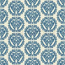 retro wrapping paper damask beautiful pattern with beautiful ornament vintage style