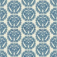 damask beautiful pattern with beautiful ornament vintage style