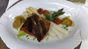 fischküche schön am rhein gelegen tolle fischküche picture of restaurant