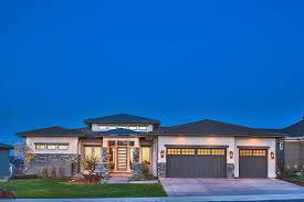 prairie modern stylish prairie mountain modern house plan 95033rw