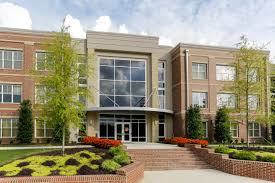 Exterior View Residence Halls