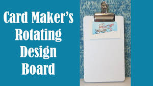 design board maker card maker s rotating design board review great for sting and