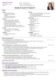 Cv Skills And Attributes Curriculum Vitae Resume Resume For Your Job Application