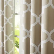 Blackout Curtains Bed Bath Beyond Curtains Room Darkening Curtains White Grommet Blackout