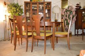 Heywood Wakefield Dining Room Set Broyhill Dining Room Set No 1 Saga The Spring St Gallery