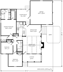 southern living house plans with basements farris cottage building science associates southern living house