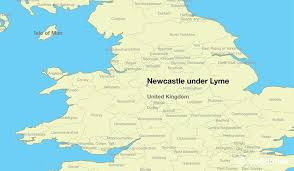 map of newcastle lyme where is newcastle lyme newcastle lyme