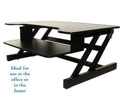 stand up desk conversion best home furniture decoration