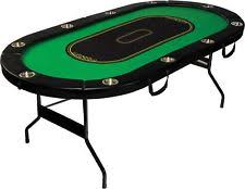 10 Person Poker Table Collectable Casino Tables U0026 Layouts Ebay