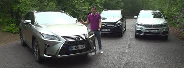 is lexus or audi better which is best mercedes gle lexus rx bmw x5 carwow