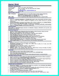 Sample Computer Engineering Resume Computer Engineering Resume Free Resume Example And Writing Download