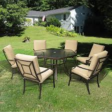 Black Iron Patio Chairs by Furniture Ideas Hexagon Patio Table With Cream Iron Patio