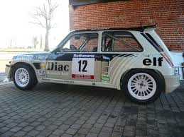 renault 5 rally renault 5 gt turbo grn renault pinterest cars dream garage