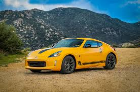 nissan 370z specs 2017 heritage edition joins nissan 370z lineup for 2018 automobile