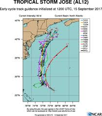 tropical storm jose 6 things to know the boston globe