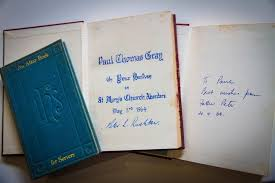 www gray altar books given to child sexual abuse survivor paul gray by his