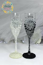 wedding gift glasses knife sharpening grinder personalized wedding chagne glasses in