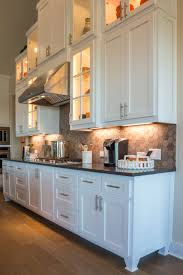 high cabinet kitchen cabinet feet add high end furniture look burrows cabinets