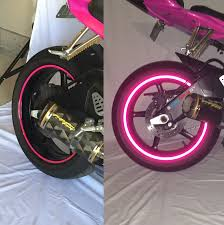 Pink Color Wheel by Customtaylor33 Rim Tape