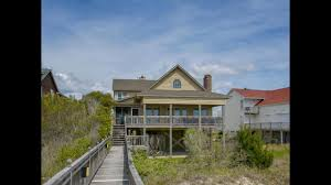 homes for sale 1309 ocean boulevard w holden beach nc 28462