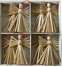 straw ornaments home kitchen