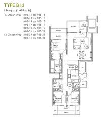 cardiff residence floor plan the residences w sentosa cove hotline 65 61008935