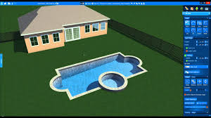 pool design software pool studio 2 0 overview youtube