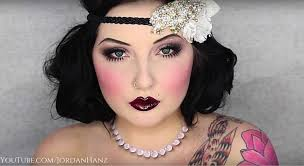 flapper makeup tutorial you