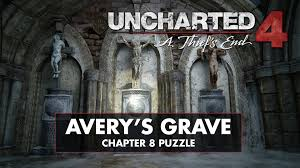 avery crosses uncharted 4 chapter 8 puzzle solution avery s grave puzzle