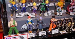 nycc 2016 tamashii nations dragon ball naruto toyark