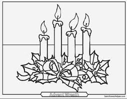 100 christmas advent wreath coloring pages christmas