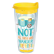 not all who wander are lost cer tervis tumbler artware designs