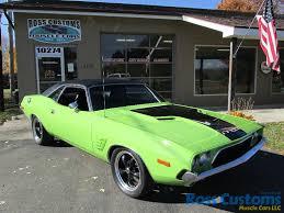Dodge Challenger 1974 - sold sold u2013 1974 dodge challenger rallye u2013 fuel injected 440