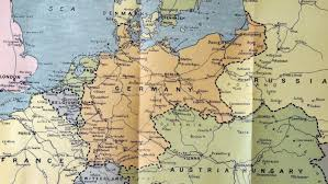 Map Of Germany And Surrounding Countries by How Did The Treaty Of Versailles Change The World Map Reference Com