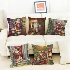 Christmas Decoration For Home compare prices on christmas pillow cover online shopping buy low