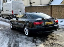 audi a5 2 0 diesel 6 speed manual quick sale in walthamstow