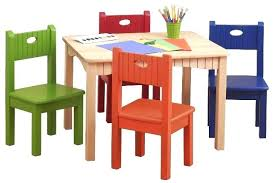 unfinished childrens table and chairs childrens table chair table and chairs awesome fold away table and