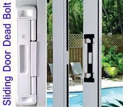 Sliding Patio Door Security Locks Wgsonline Sliding Patio Door Loop Lock Security Lock 1316 Width