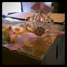 Tiara And Wand Favor by 53 Disney Store Other Disney Store Tiara And Wand