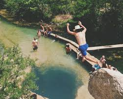 Texas wild swimming images 10 best swimming holes in texas jpg