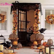 aliexpress com buy halloween decoration cobweb fireplace scarf