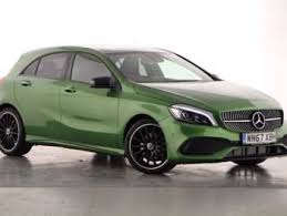 mercedes green used mercedes a class green for sale motors co uk