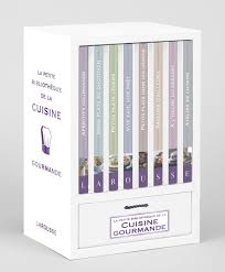 larousse de cuisine bibliothèque de la cuisine gourmande editions larousse